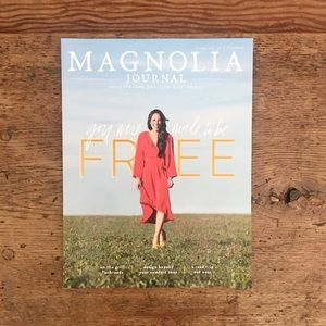 The Magnolia Journal Magazine • Issue #11 • NEW
